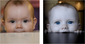 Henholdsvis 10 og 9 måneder