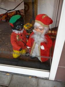 Sinterklaas og Zwarte Piet