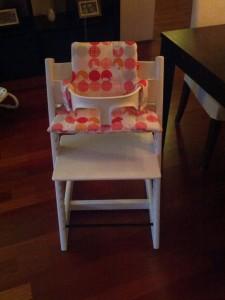 Idas nye stol