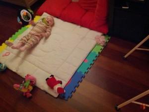 Ida blev lagt på tæppet her....