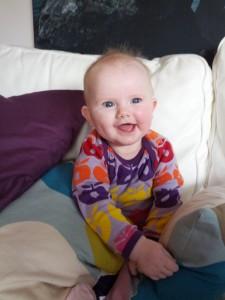 Ida 7 måneder
