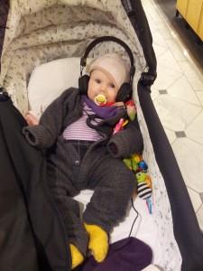 Chiller-baby i Illum