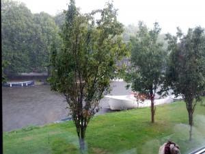 Regnvejr i Amsterdam :(
