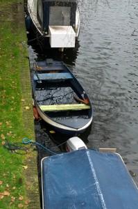 Det har regnet meget i Amsterdam på det sidste...