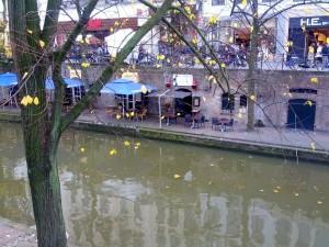 Utrecht har tusindvis af gamle kældre, som tidligere har været brugt som lagerbygninger mv. Nu er mange af dem indrettet som restauranter