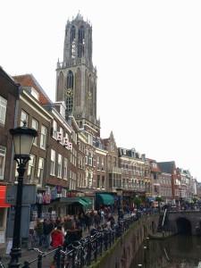 Utrecht er SÅ hyggelig en by