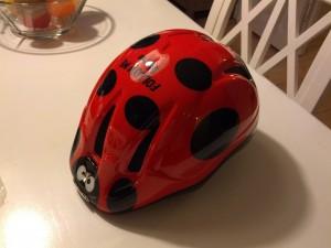 Idas cykelhjelm