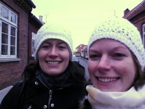 Hvide huer er SÅ in på Bornholm!
