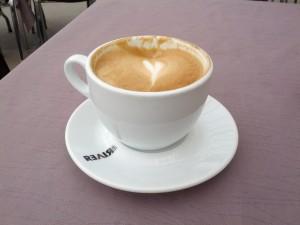 Mødregruppen eeeelsker kaffe!