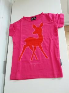 Idas nye trøje