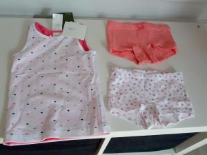 Idas nye undertøj