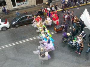 Copenhagen Pride og heste