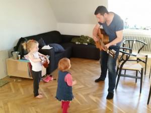 Guitar heroes!