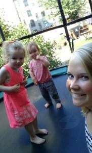Tre skønne damer <3