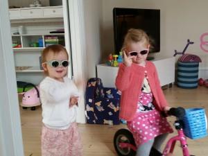 Søstre med attitude!