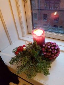 Idas juledekoration