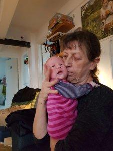 Farmor/Mormor og Nanna