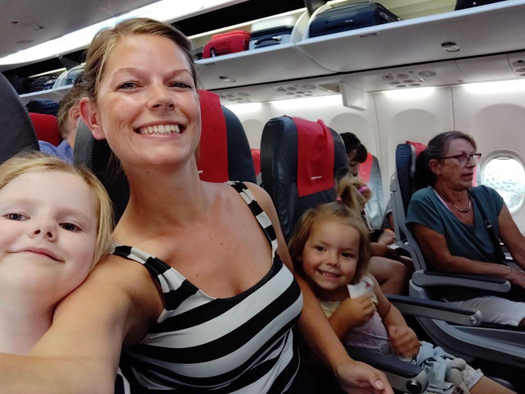 Fly til Amsterdam