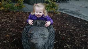 Ida er tosset med løverne