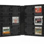 Game card case for Nintendo 3DS