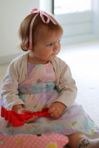Lillesøster aftog sløjferne