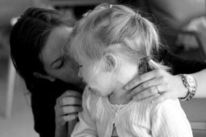 Lidt for meget fødselsdags-fokus på den snart 3-årige