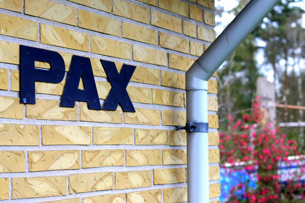 Sommerhuset Pax i Helberskov