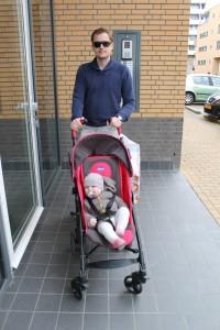 Chilleren Far og baby