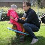 Far og Ida vipper