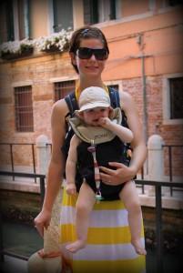 Bæreselen var et godt alternativ i Venedig!