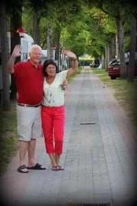 Hr. og Fru Danmark tager afsked