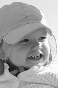 Ida, 2 år