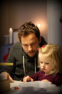 Jule-hygge-stund tilbage i DK
