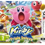 Kirby Triple Deluxe til Nintendo 3DS