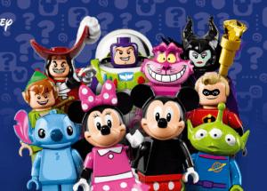 Lego Mickey og Minnie Mouse