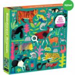 Puslespil med dyr - f.eks. fra Mudpuppy med 500 brikker