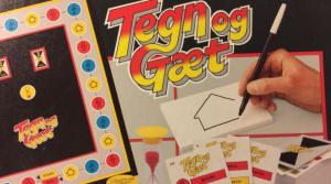 Tegn og Gæt Spil