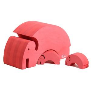 bObles Rød Elefant